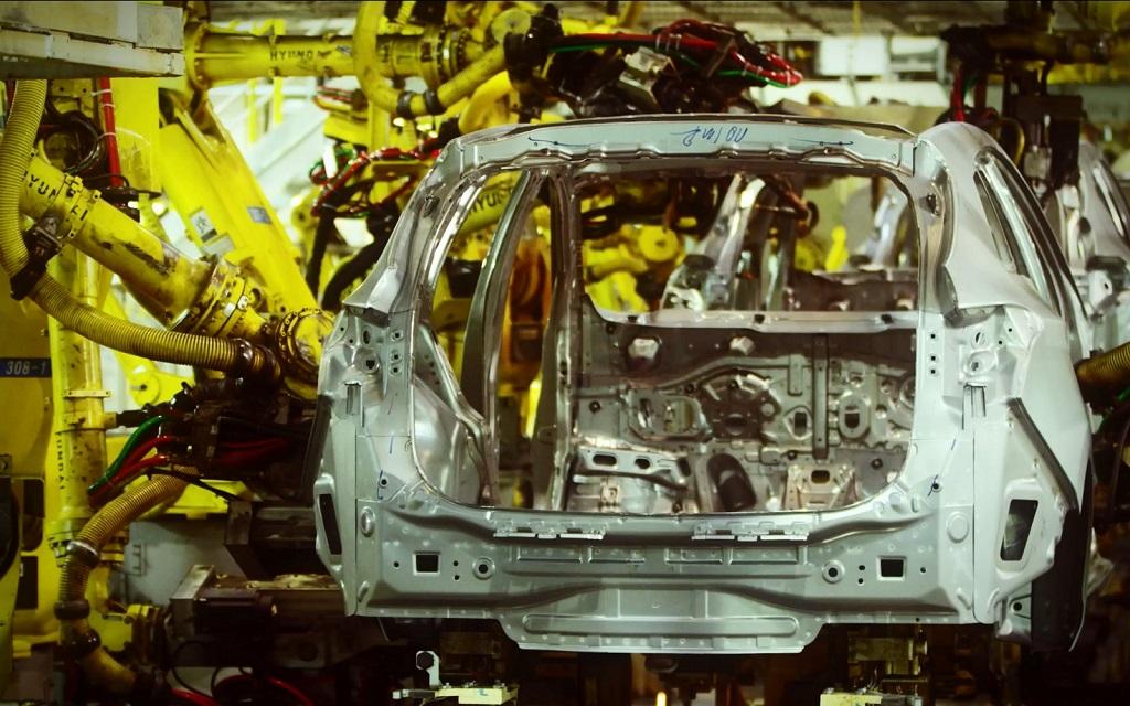 Así fabrica Hyundai el acero para el i30 de nueva generación