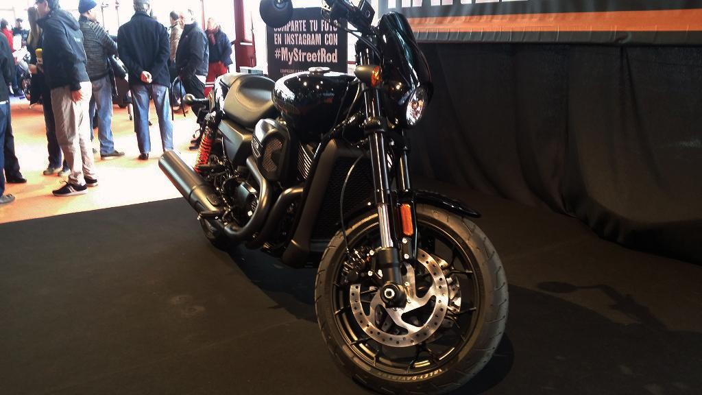 Harley-Davidson Street Rod: la Harley más urbana desde 8.650 euros