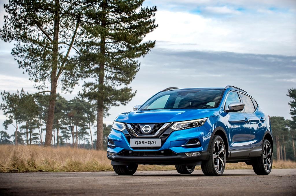Nuevo Nissan Qashqai: todavía más premium