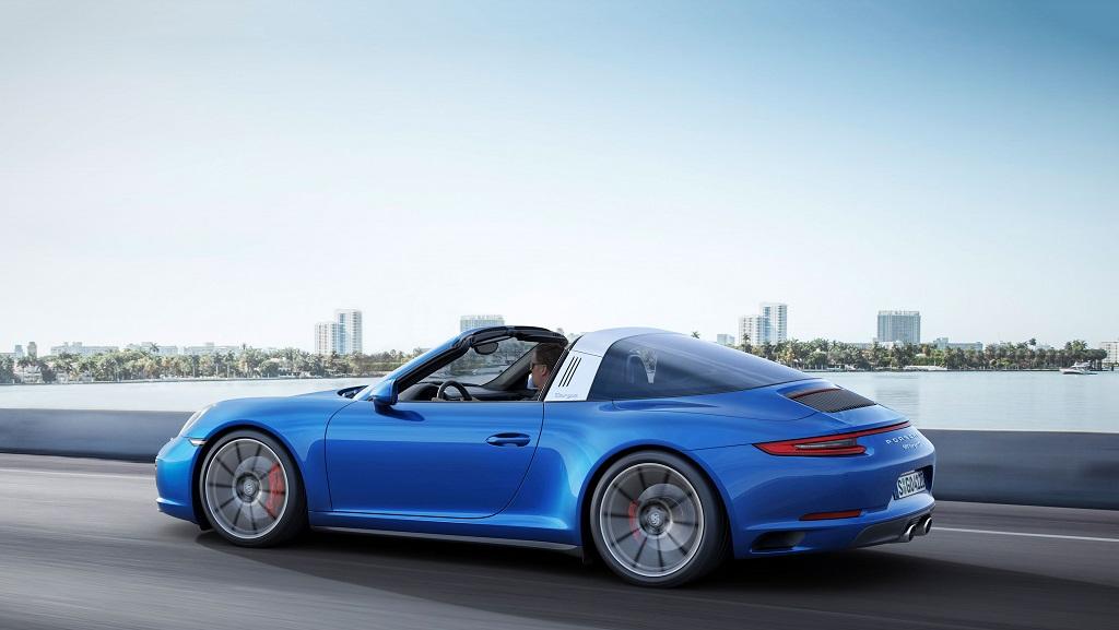 Nuevo año para Porsche: muchas innovaciones en toda la gama