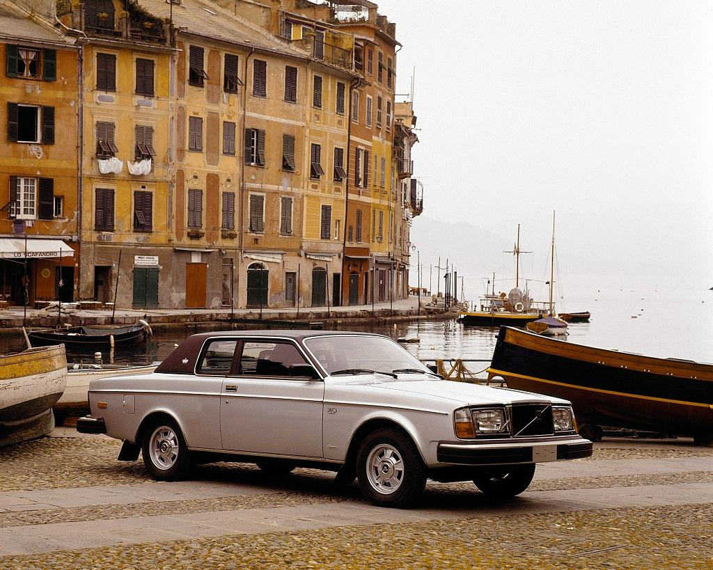Un clásico al que le sienta bien el paso del tiempo: 40 años del Volvo 262C