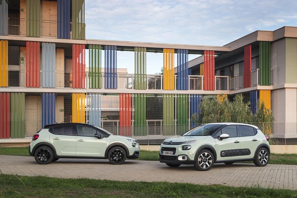 Nueva caja de cambios automática EAT6 para el Citroën C3