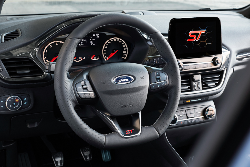 Fiesta ST 2018