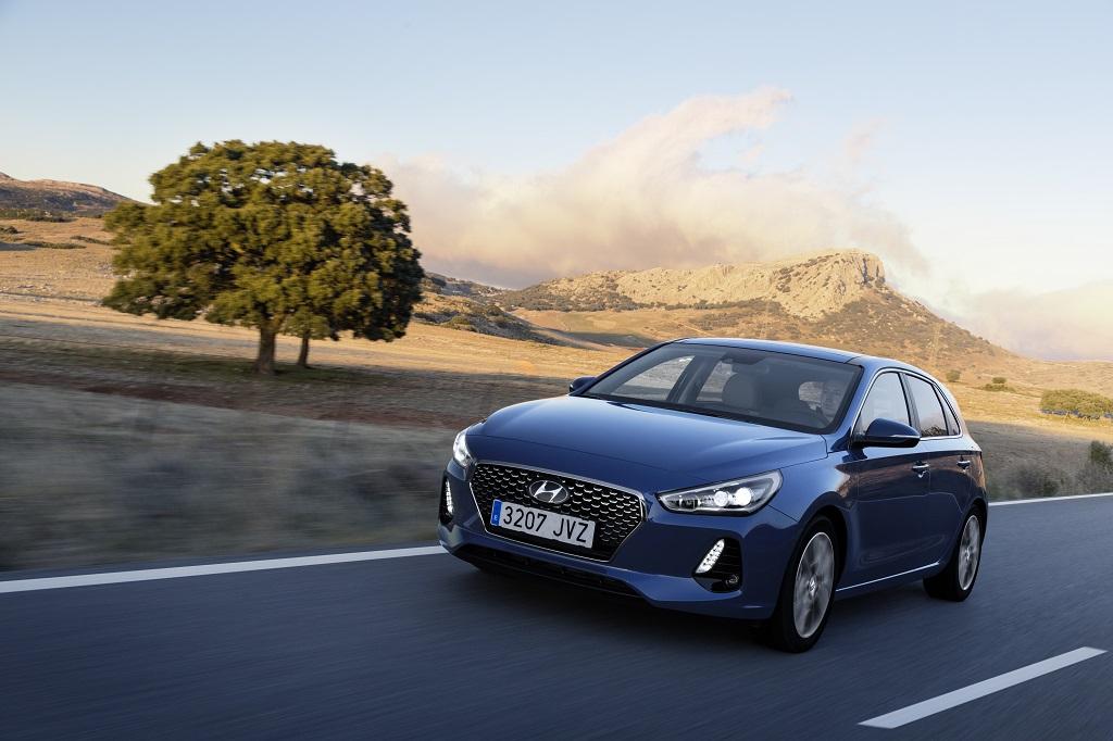 El Hyundai i30 2017 marca nuevos estándares de seguridad en su segmento