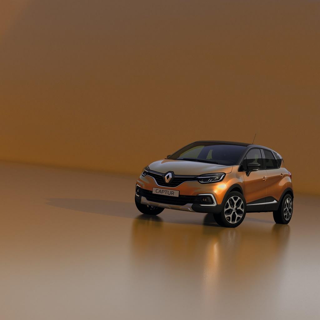 Renault desvelará el nuevo Captur en el Salón del Automóvil de Ginebra