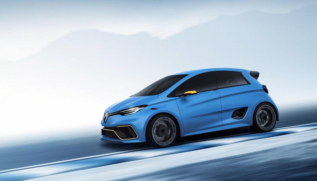 Renault ZOE e-Sport, la versión súperpotenciada de su modelo eléctrico