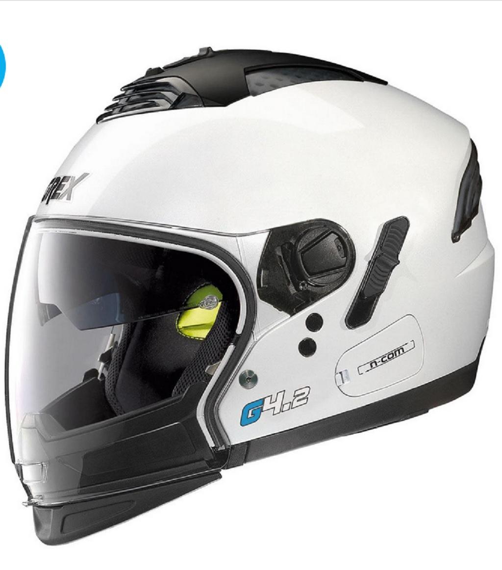 Nuevo casco Grex G4.2 PRO, el crossover que aúna protección y confort