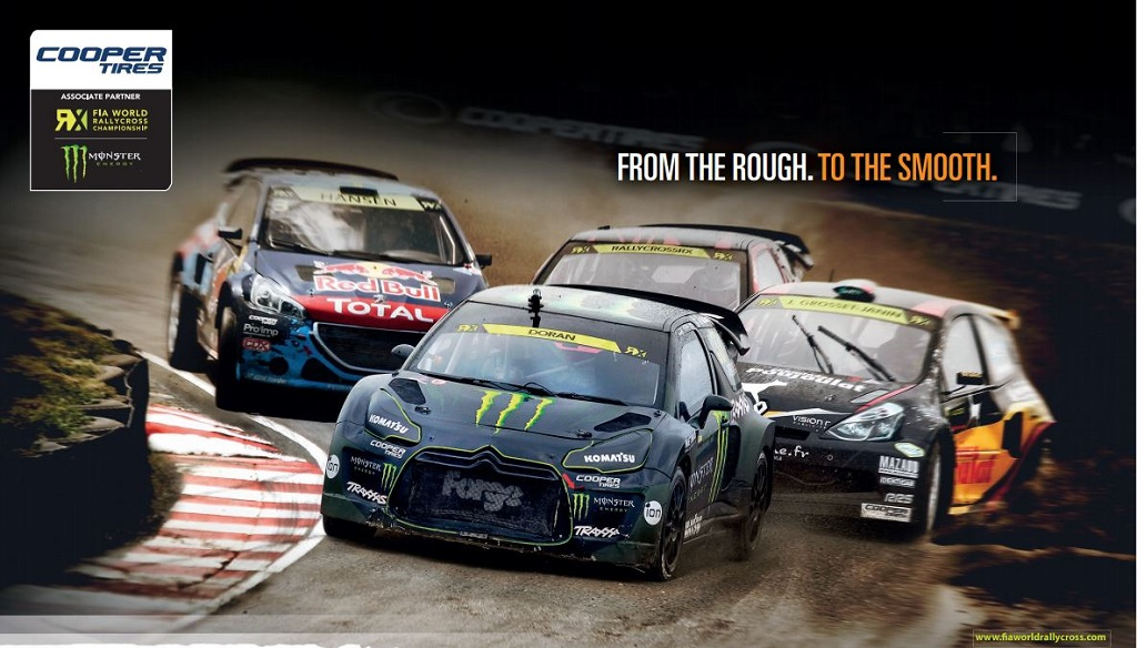 Barcelona acogerá la primera cita del Mundial de Rallycross 2017