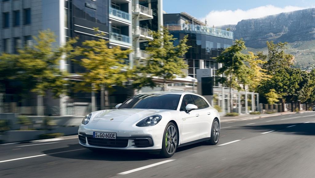La gama Porsche Panamera se amplía con la versión Sport Turismo
