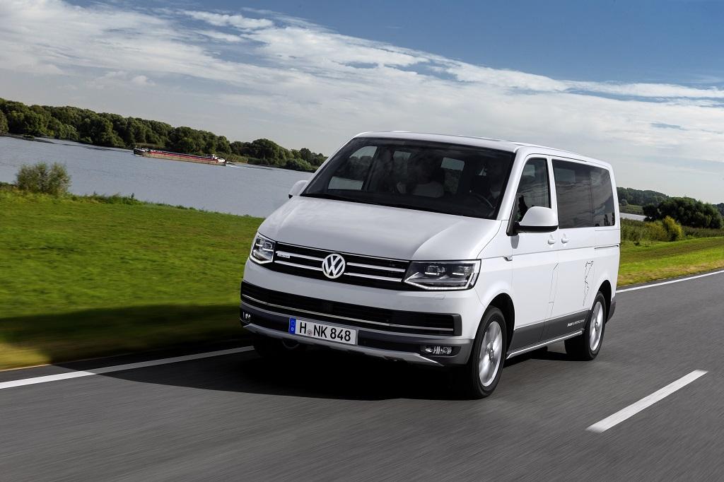 Nuevo Volkswagen Multivan Outdoor Panamericana: exclusividad y aventura
