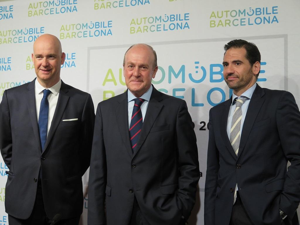 El Salón Automobile Barcelona contará con más participantes y mayor internacionalidad