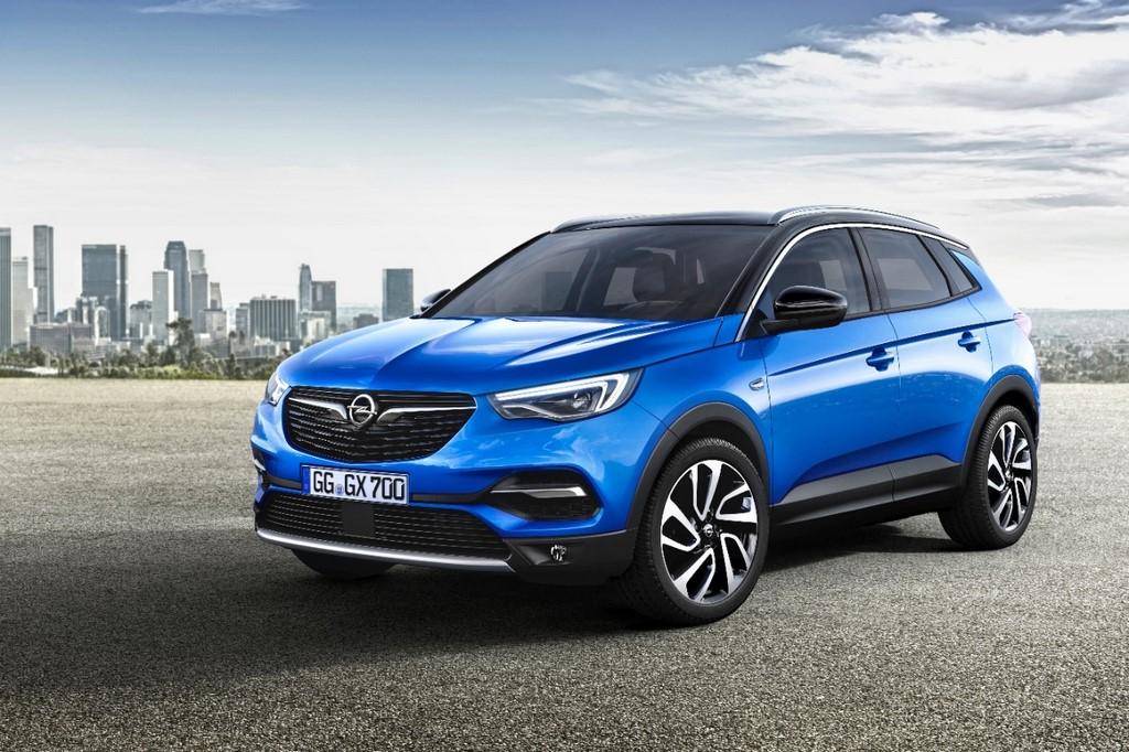 Opel Grandland X. Precios del nuevo SUV francoalemán