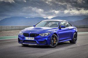 Nuevo BMW M4 CS: a medio camino entre el M4 coupé y el M4 GTS