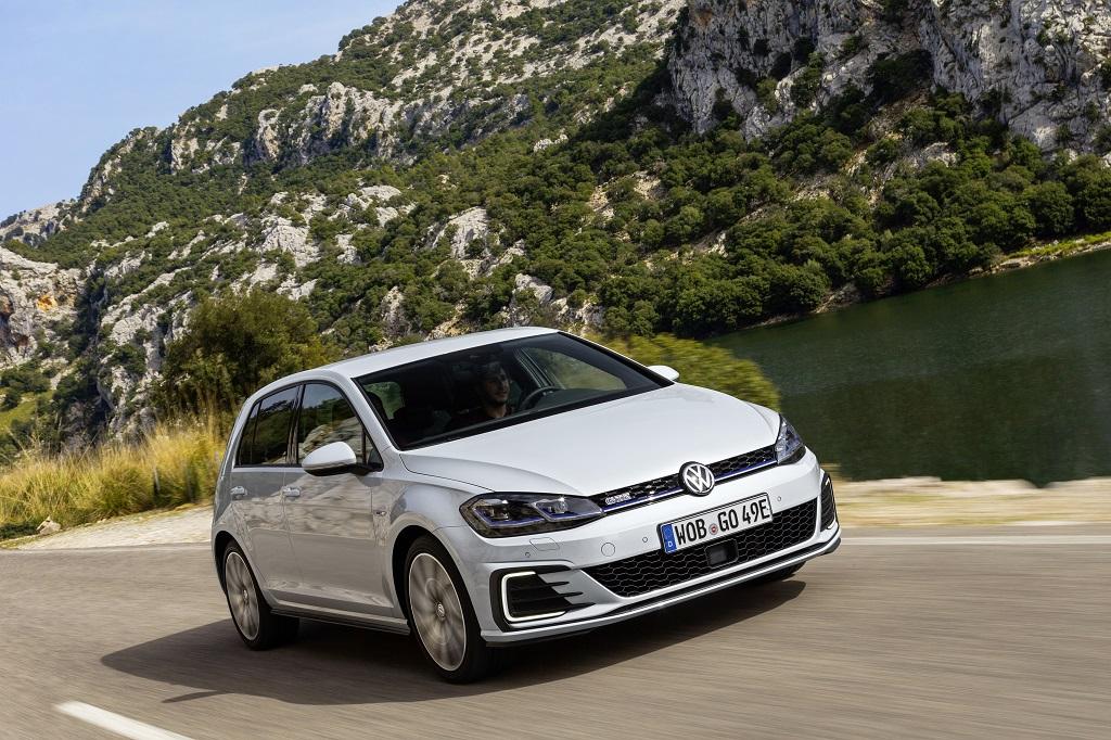 Volkswagen completa la actualización para la gama Golf