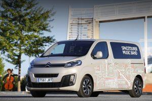 Nuevo Citroën Spacetourer: modulable y polivalente