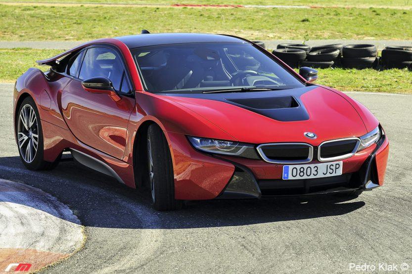 Prueba Bmw I8 Un Hibrido Muy Divertido Revista Del Motor