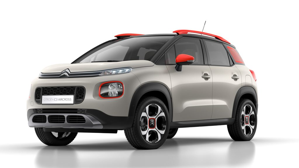 Citroen C3 Aicross Hankook