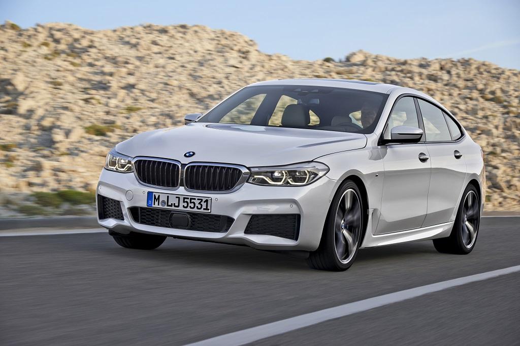 Nuevo BMW Serie 6 Gran Turismo: carácter coupé sin perder el confort