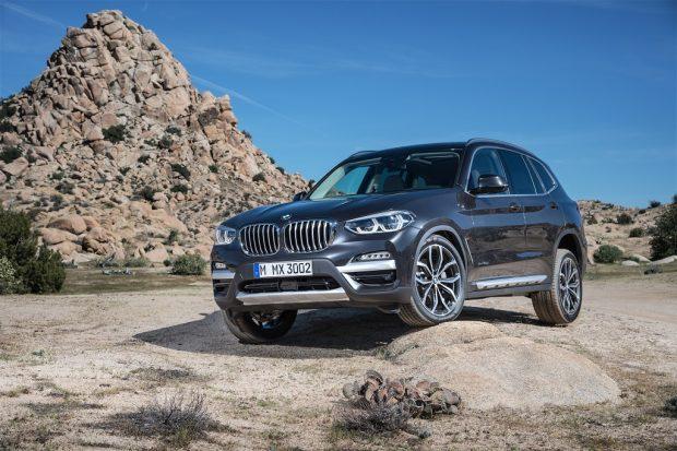 CONTACTO: BMW X3. La tercera generación se pone al día