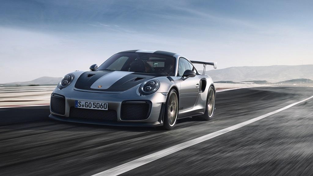 Porsche 911 GT2 RS: el 911 más potente de la historia
