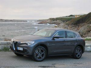 Alfa Romeo Stelvio, elegido coche del año 2018
