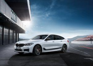 Descubre los accesorios M Performance para el nuevo BMW Serie 6 Gran Turismo
