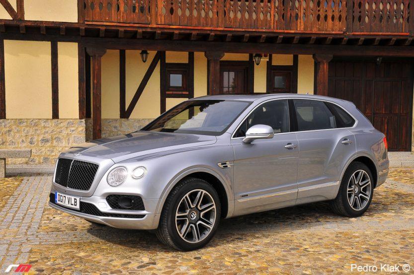 ebfd5ffaf86 PRUEBA  Bentley Bentayga Diésel. Maravilloso exceso - Revista del motor