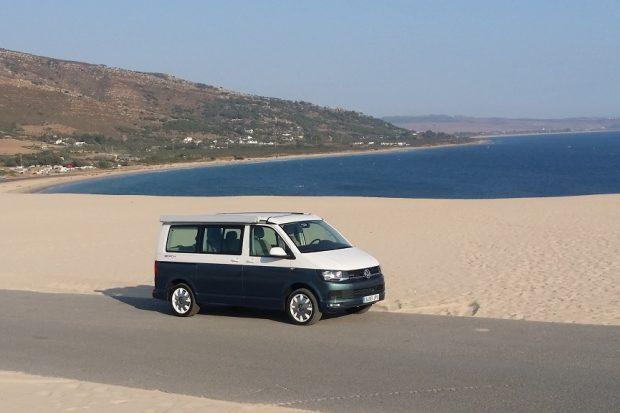 Contacto: Volkswagen California. Ganas de aventura