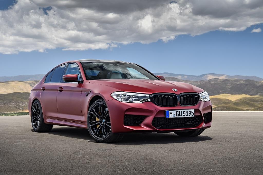 BMW desvela los precios del M5 First Edition, una edición limitada a 400 unidades