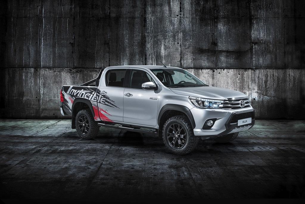Toyota Hilux Invincible 50: el mejor homenaje para celebrar el medio siglo del pick-up