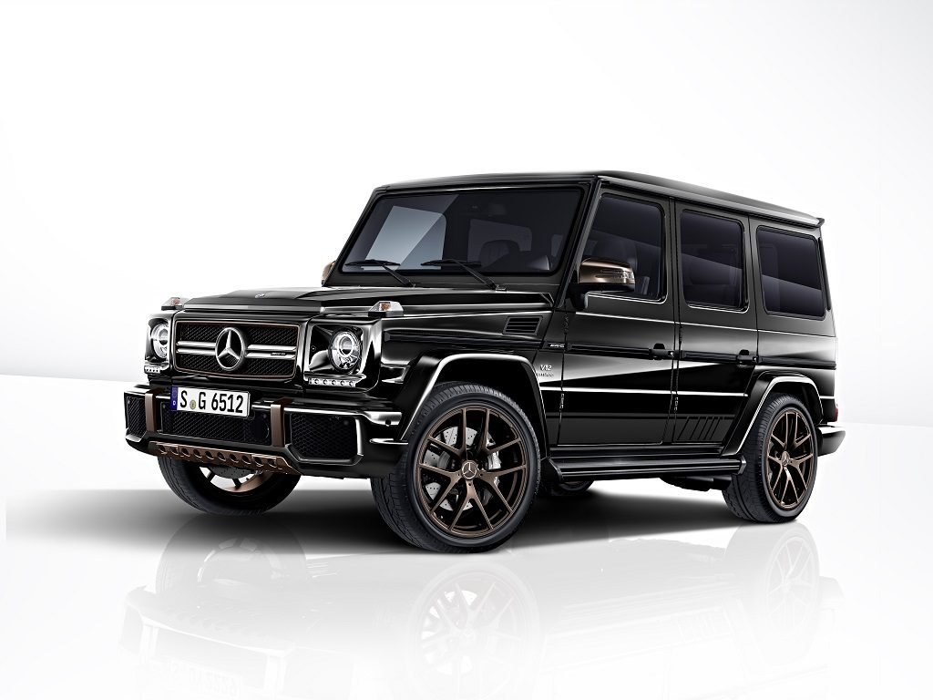 Mercedes-AMG G 65 Final Edition: la mejor despedida posible