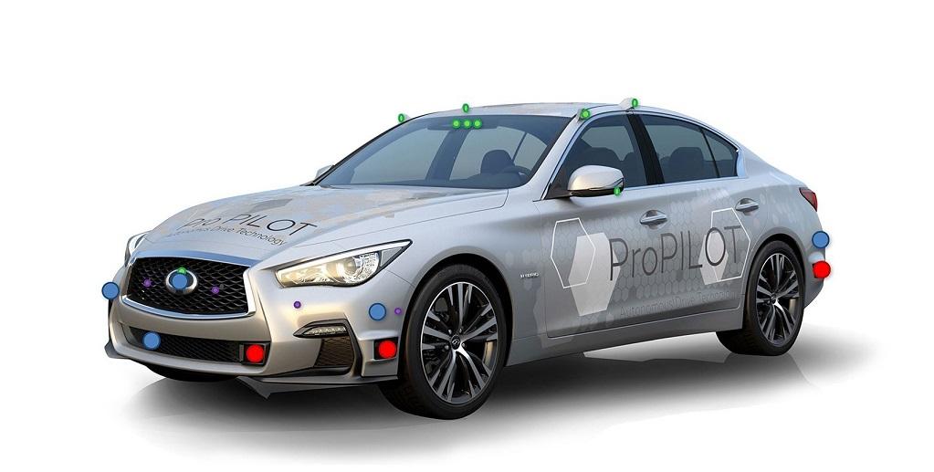 Nissan prueba la tecnología ProPilot por las calles de Tokio