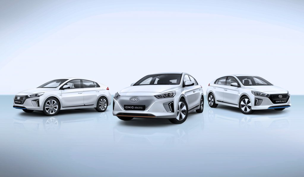 IONIQ Women's World Car of the Year