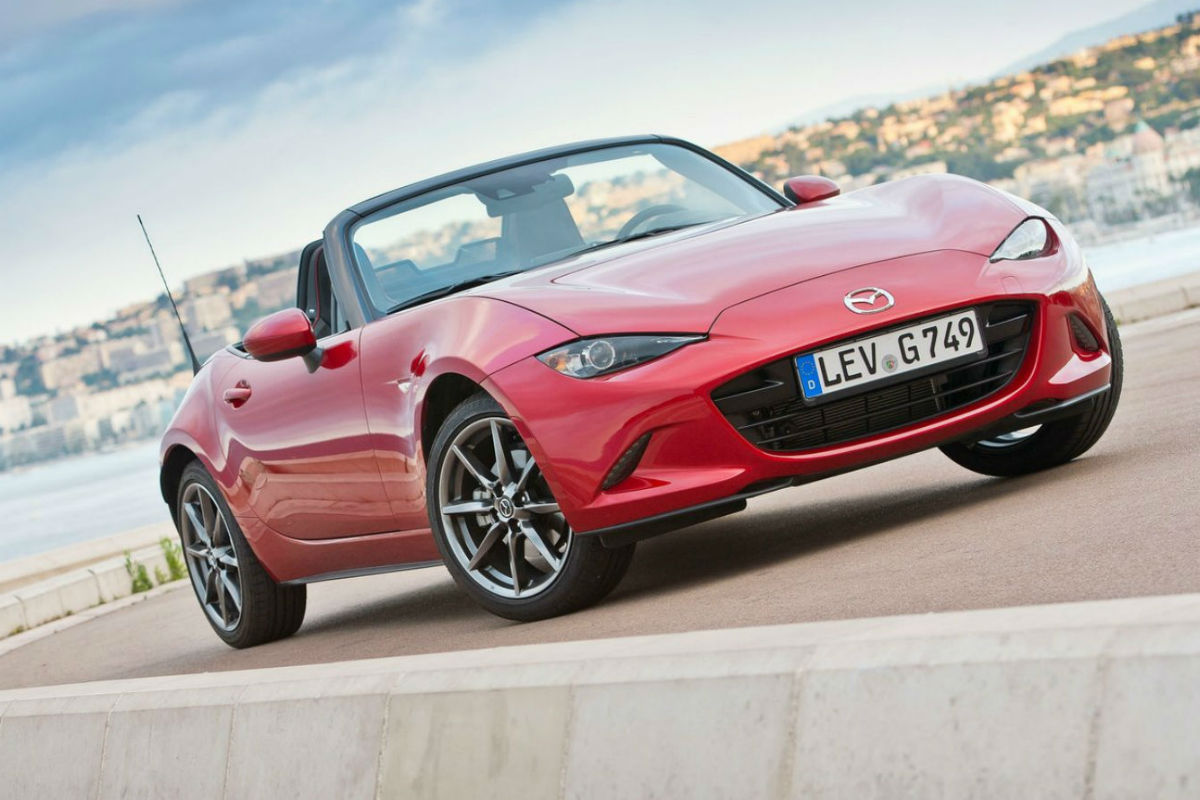 Mazda recibe el galardón 'Best Car Brand'