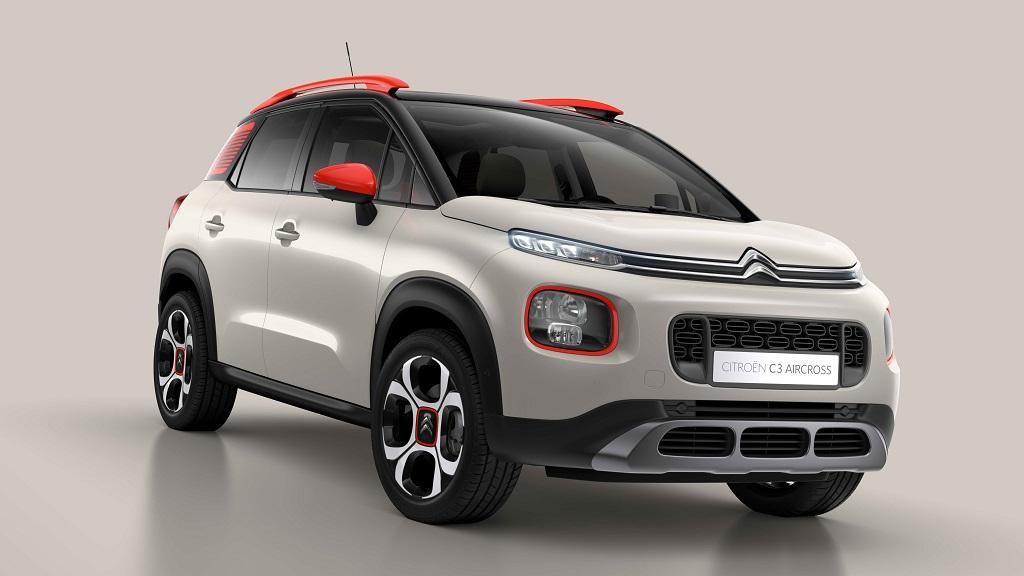 Citroën C3 Aircross: 20.000 unidades vendidas y 5 estrellas Euro NCAP