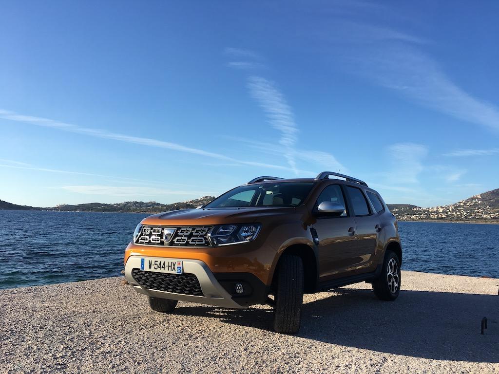Contacto Dacia Duster 2018 Dos Pasos Hacia Delante