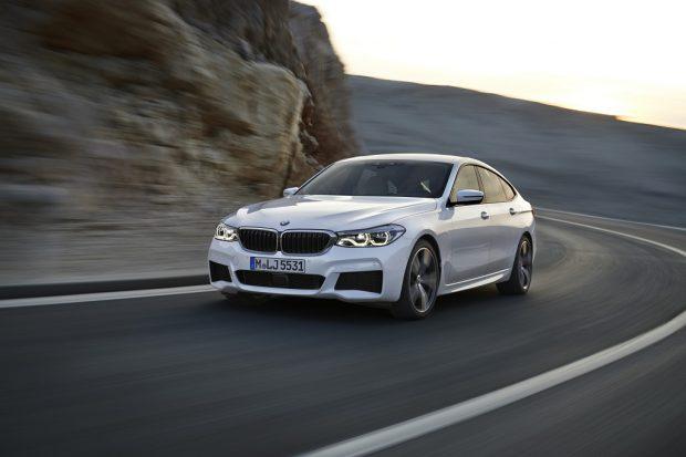 CONTACTO: BMW Serie 6 GT. Una apuesta arriesgada