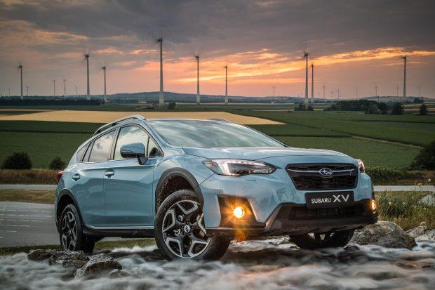 CONTACTO: Subaru XV 2018. Mejor en todos los aspectos
