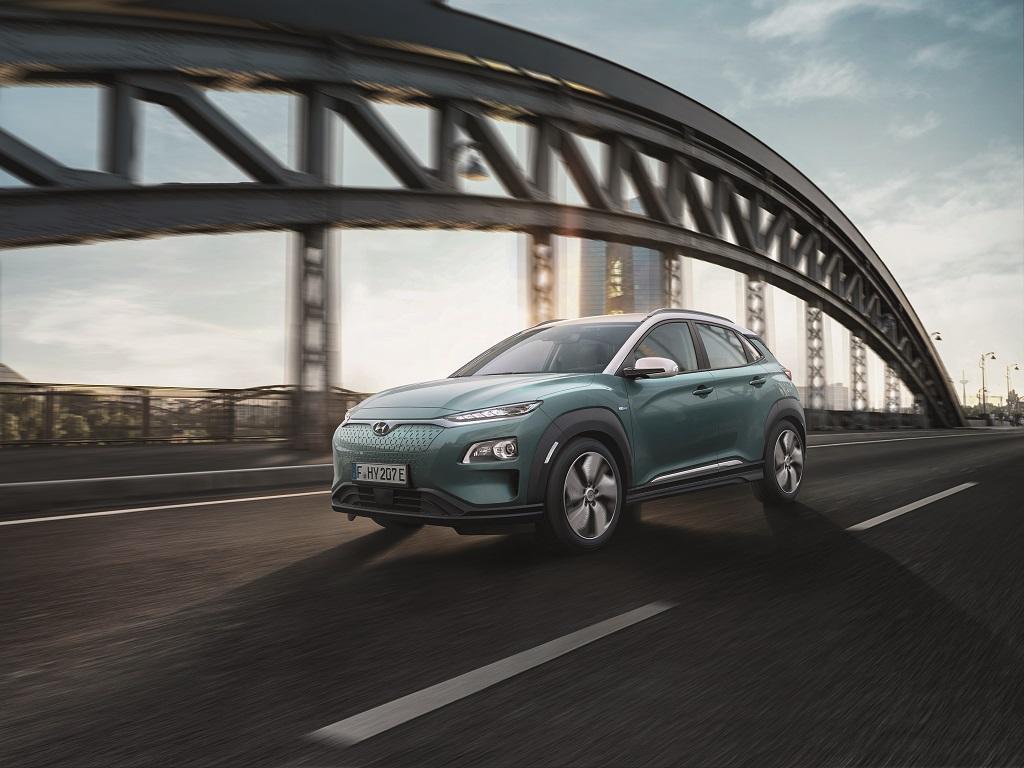 Hyundai exhibirá el KONA eléctrico y su gama IONIQ en VEM 2018