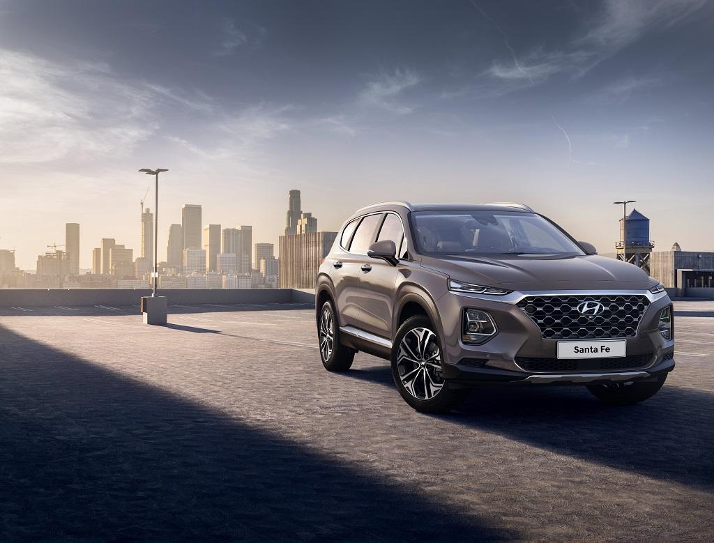 Hyundai nos adelanta una imagen del nuevo Santa Fe antes de su estreno