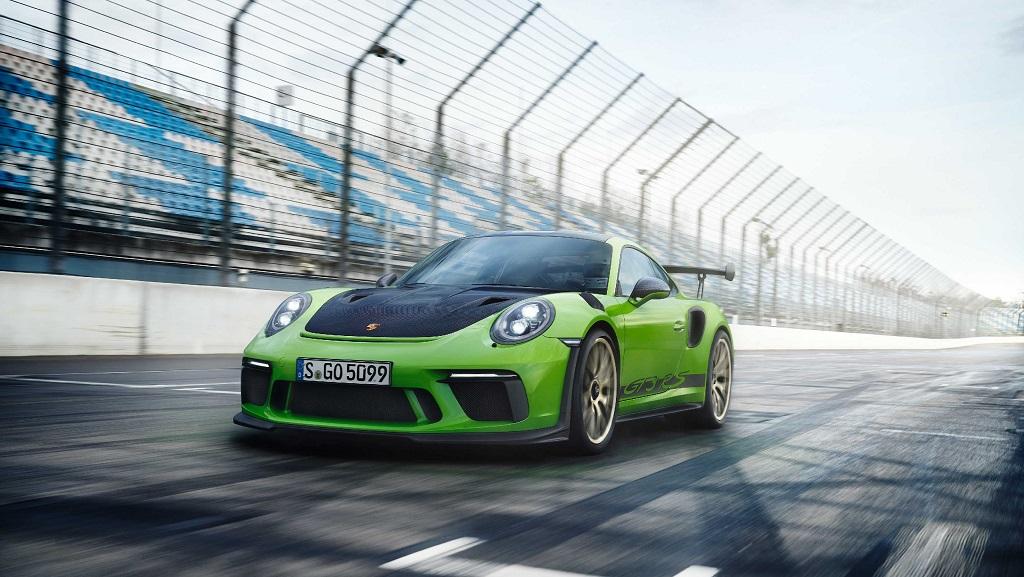 Nuevo Porsche 911 GT3 RS: el circuito como forma de vida