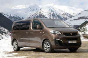 Peugeot Traverller 4x4: preparado para todo