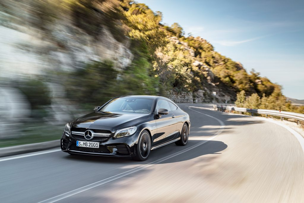 Mercedes-AMG C 43 4MATIC Coupé y Cabrio