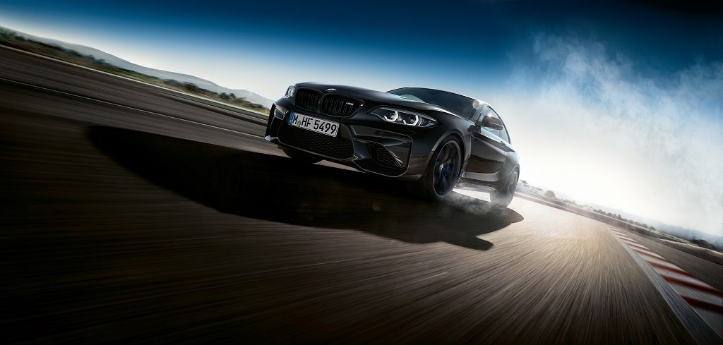 BMW M2 Coupé Edition Black Shadow: el poder del lado oscuro