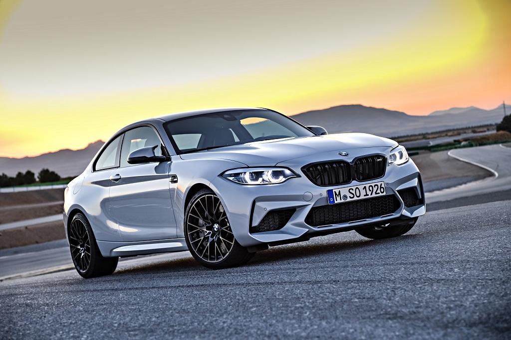 BMW M2 Competition: el deportivo se hormona para llegar a los 410 CV