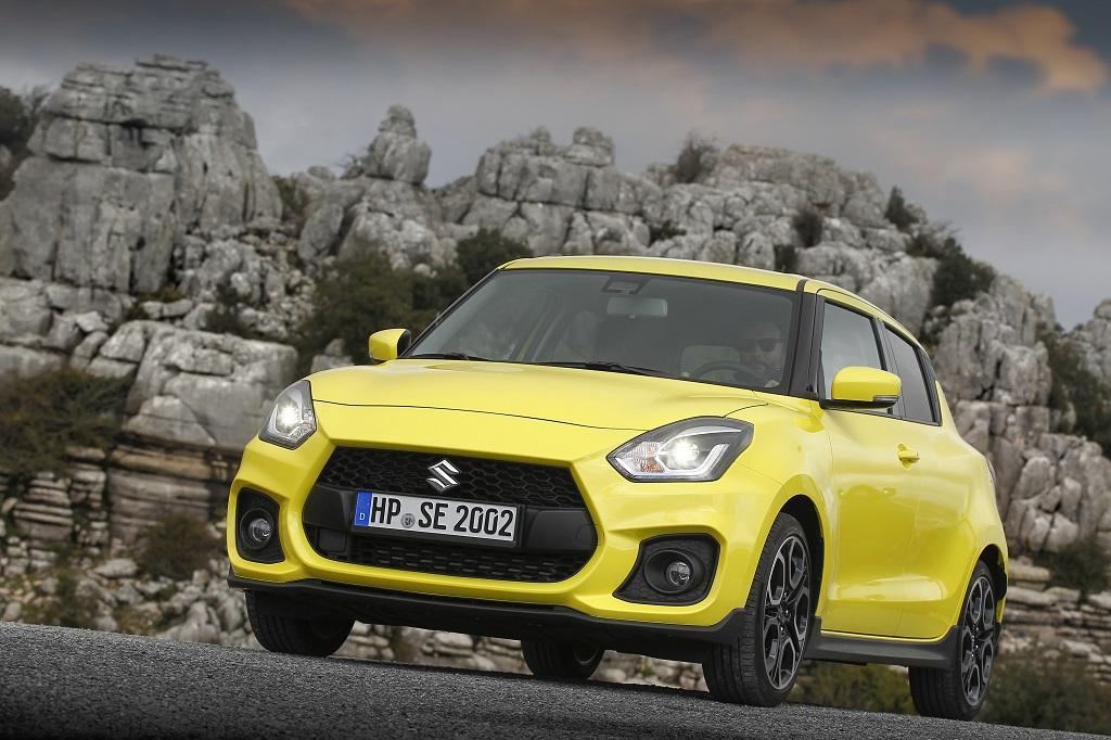 CONTACTO: Suzuki Swift Sport. 140 razones para divertirte y alguna más