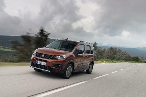 CONTACTO: Peugeot Rifter. Aventura como forma de vida