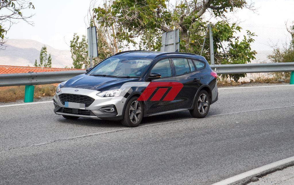 Ford Focus SportBreak Active