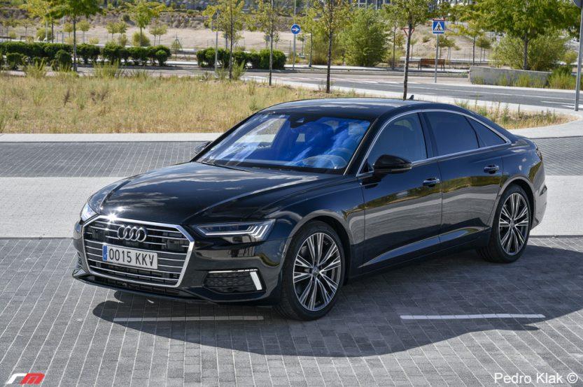 03a523ad905 Probamos la nueva berlina de la marca alemana, el Audi A6 que llega con una  plataforma completamente nueva y cargado de tecnología hasta los topes.