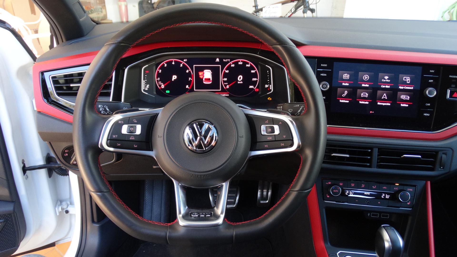 Prueba Volkswagen Polo Gti Deportividad En Esencia Pagina 3 De 7 Revista Del Motor